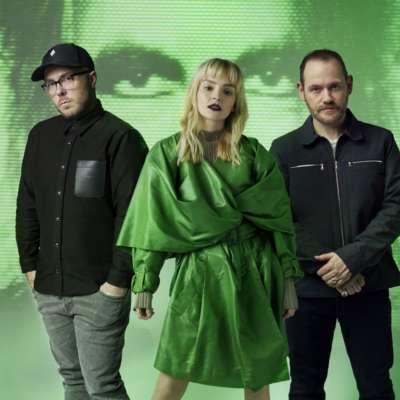 Chvrches announce new album 'Screen Violence'
