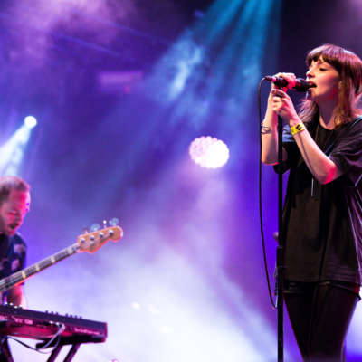 CHVRCHES cover Justin Timberlake's 'Cry Me A River'
