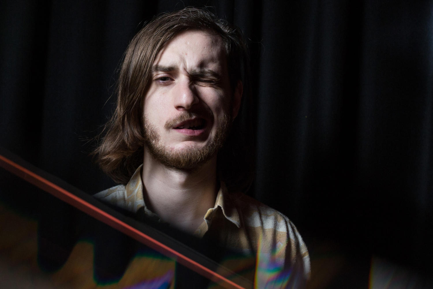 Clarence Clarity unveils 'Buck-Toothed Particle Smashers' video