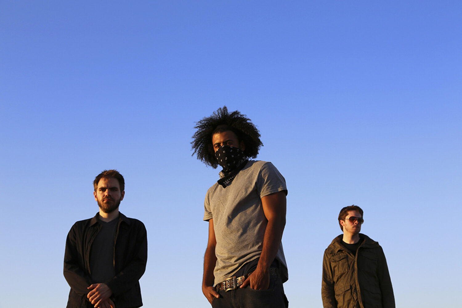 Clipping. share video for 'Intro'