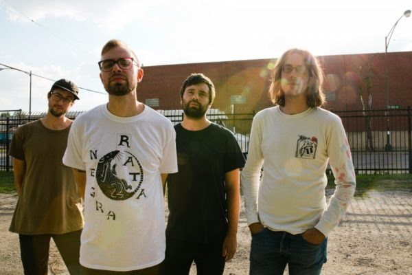 Cloud Nothings air animated video for 'So Right So Clean'