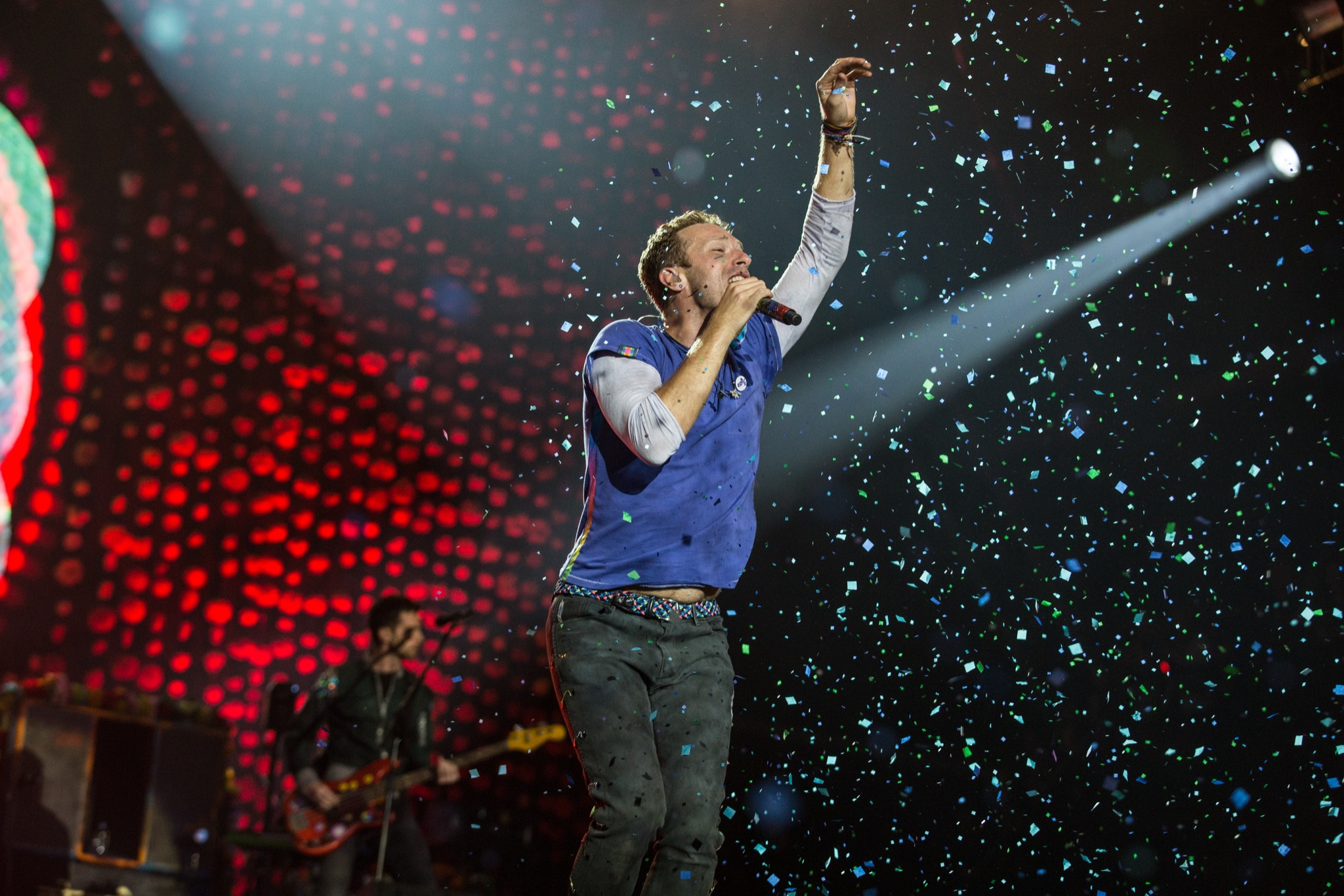Coldplay are releasing a new EP next year