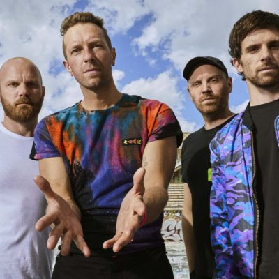 Coldplay announce world tour