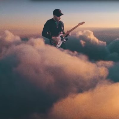 Coldplay head to the clouds for 'Up&Up' video