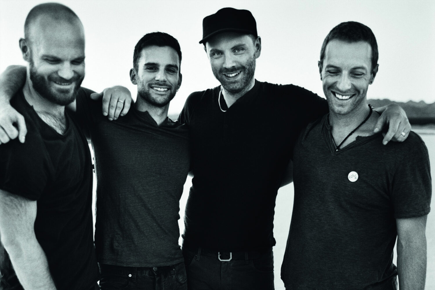 Looks like Coldplay are about to announce a new album