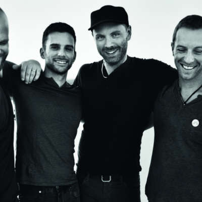 Coldplay debut new song 'Amazing Day'