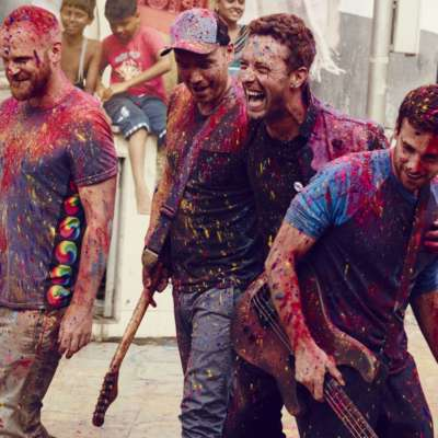 Coldplay share 'Everglow' track