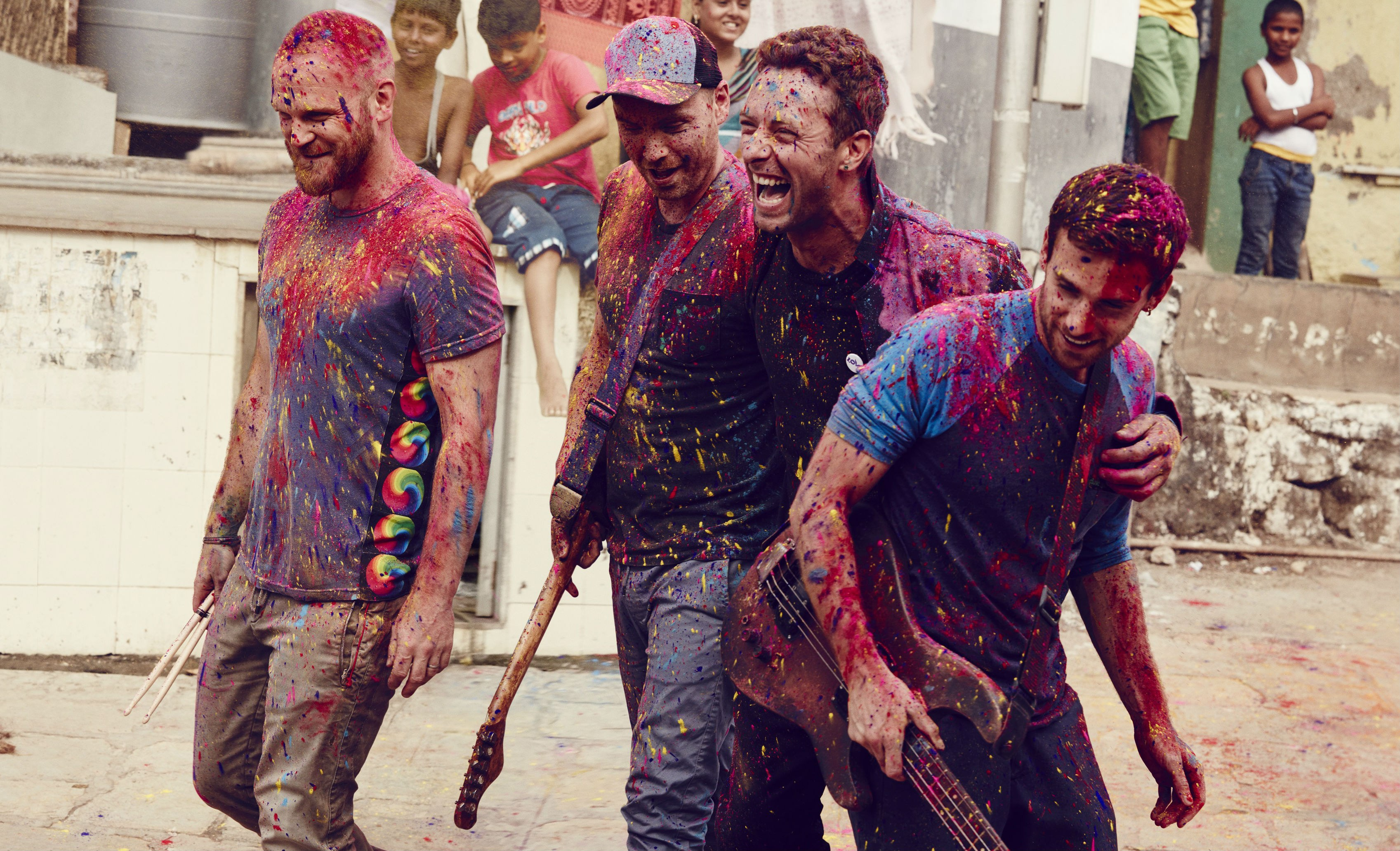Coldplay aren't breaking up anytime soon