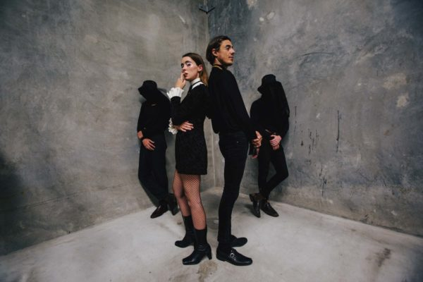 Confidence Man unveil 'Does It Make You Feel Good?' video, announce UK and Europe tour
