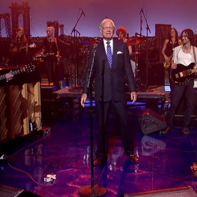 Watch Conor Oberst perform 'Hundreds of Ways' on Letterman