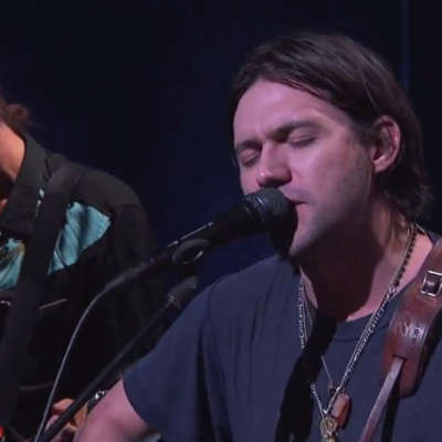 Watch Conor Oberst perform two tracks on Kimmel