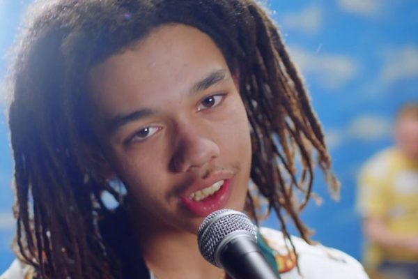 Cosmo Pyke has shared a new video for 'Chronic Sunshine'