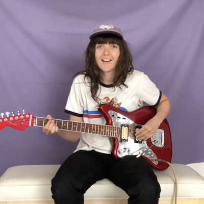 Courtney Barnett shares 'Sunday Roast' video