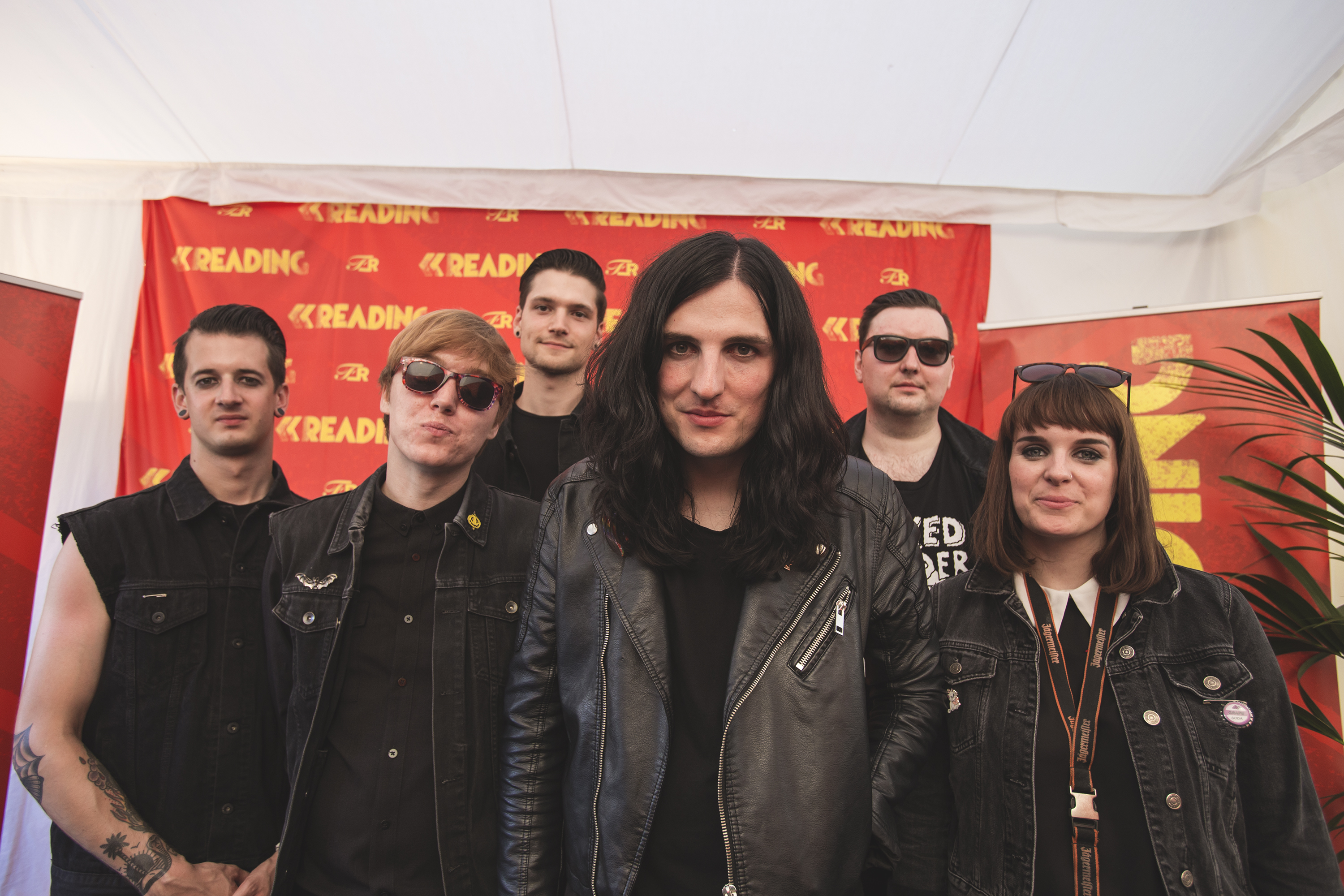 """That was amazing!"" - Creeper reflect on their Reading 2016 set"