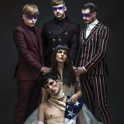 Creeper announce new EP 'American Noir'