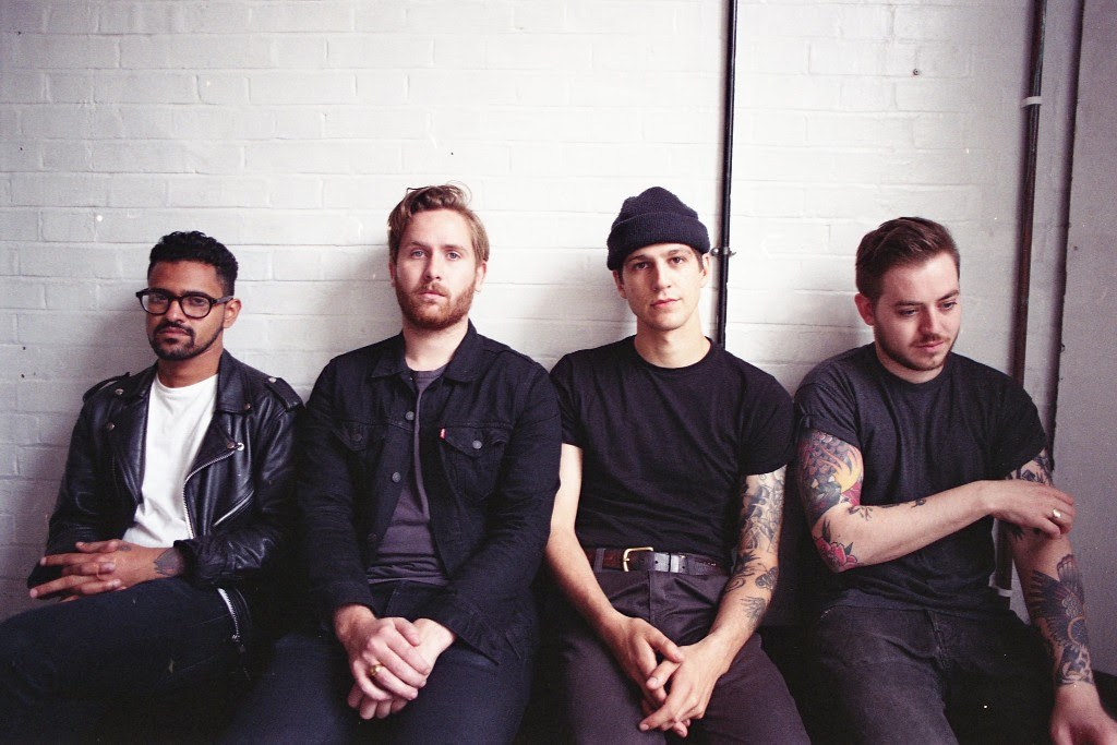 Crows embrace the darkness on debut 'Unwelcome Light' EP