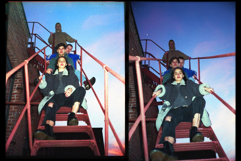 Crumb share new track 'Fall Down'