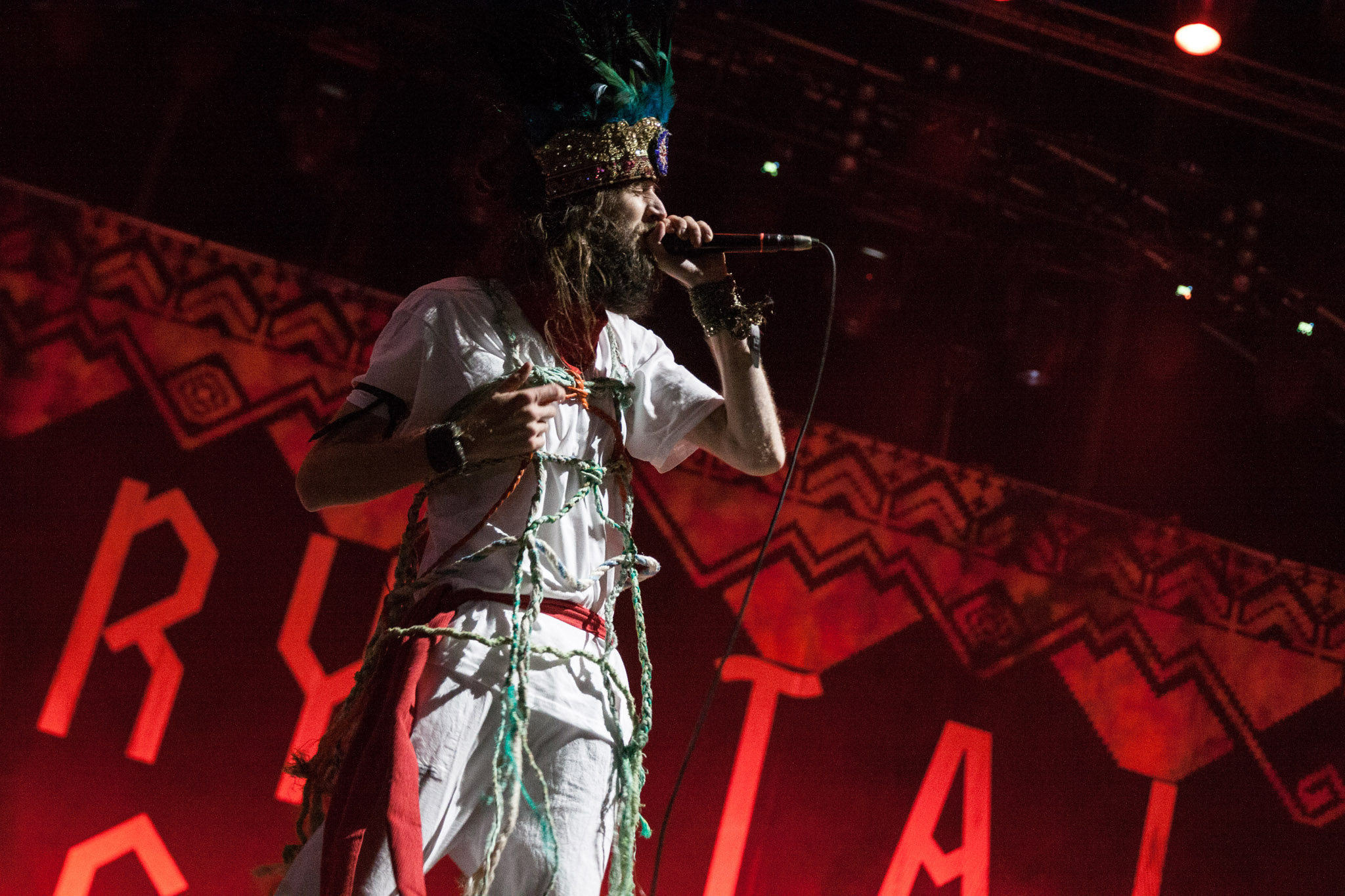 Crystal Fighters pay tribute to late drummer, Andrea Marongiu