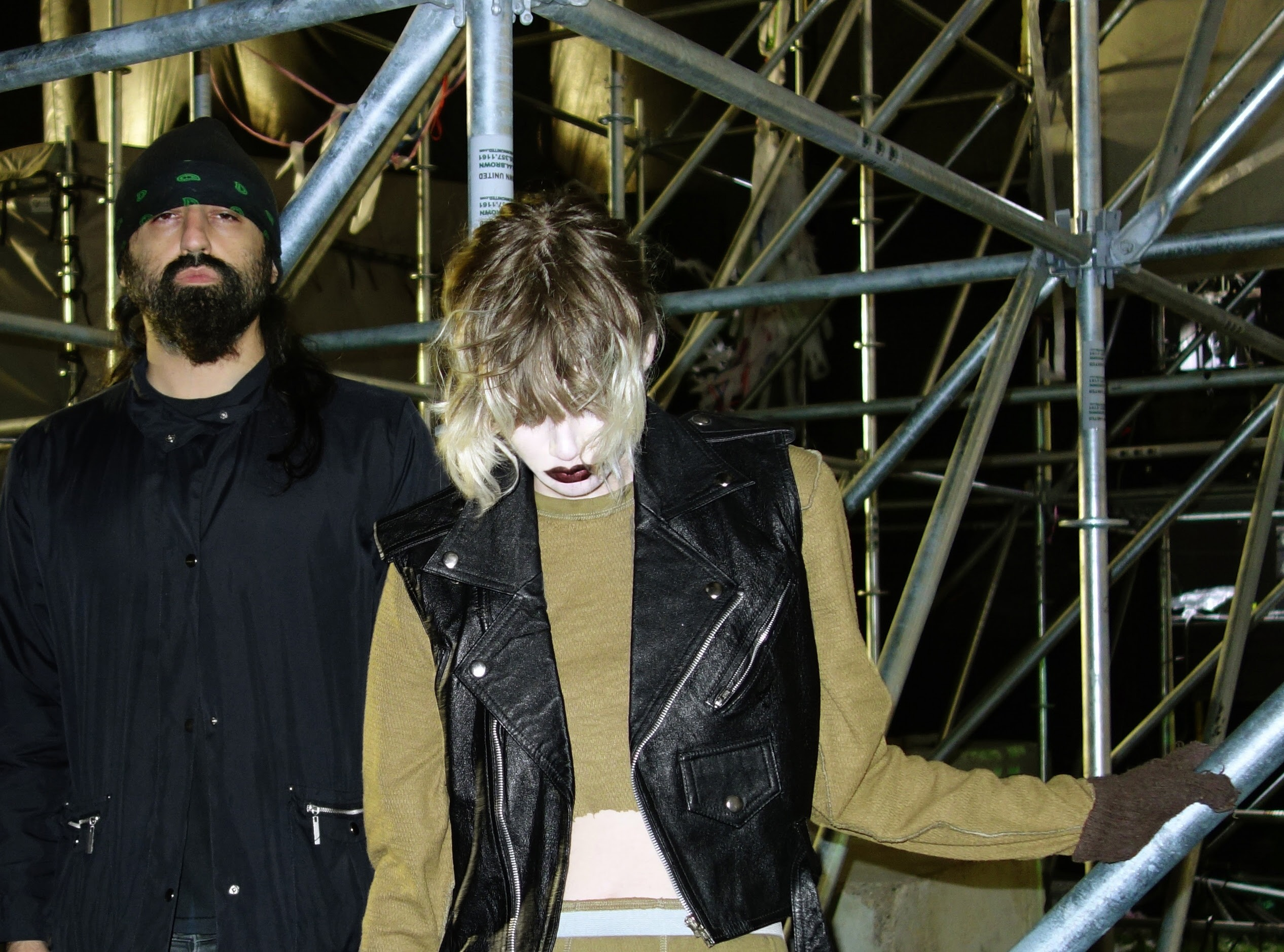 Crystal Castles are donating proceeds of their new album to Amnesty International