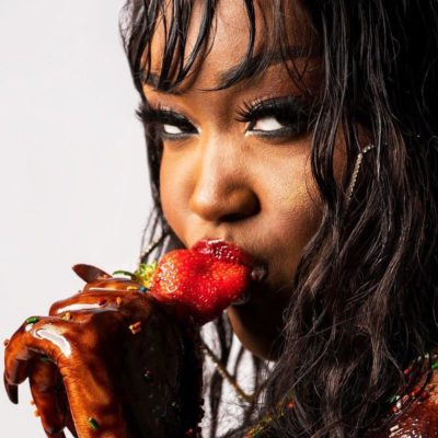 CupcakKe returns with 'Squidward Nose'