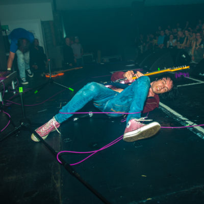The Cribs, Oval Space, London