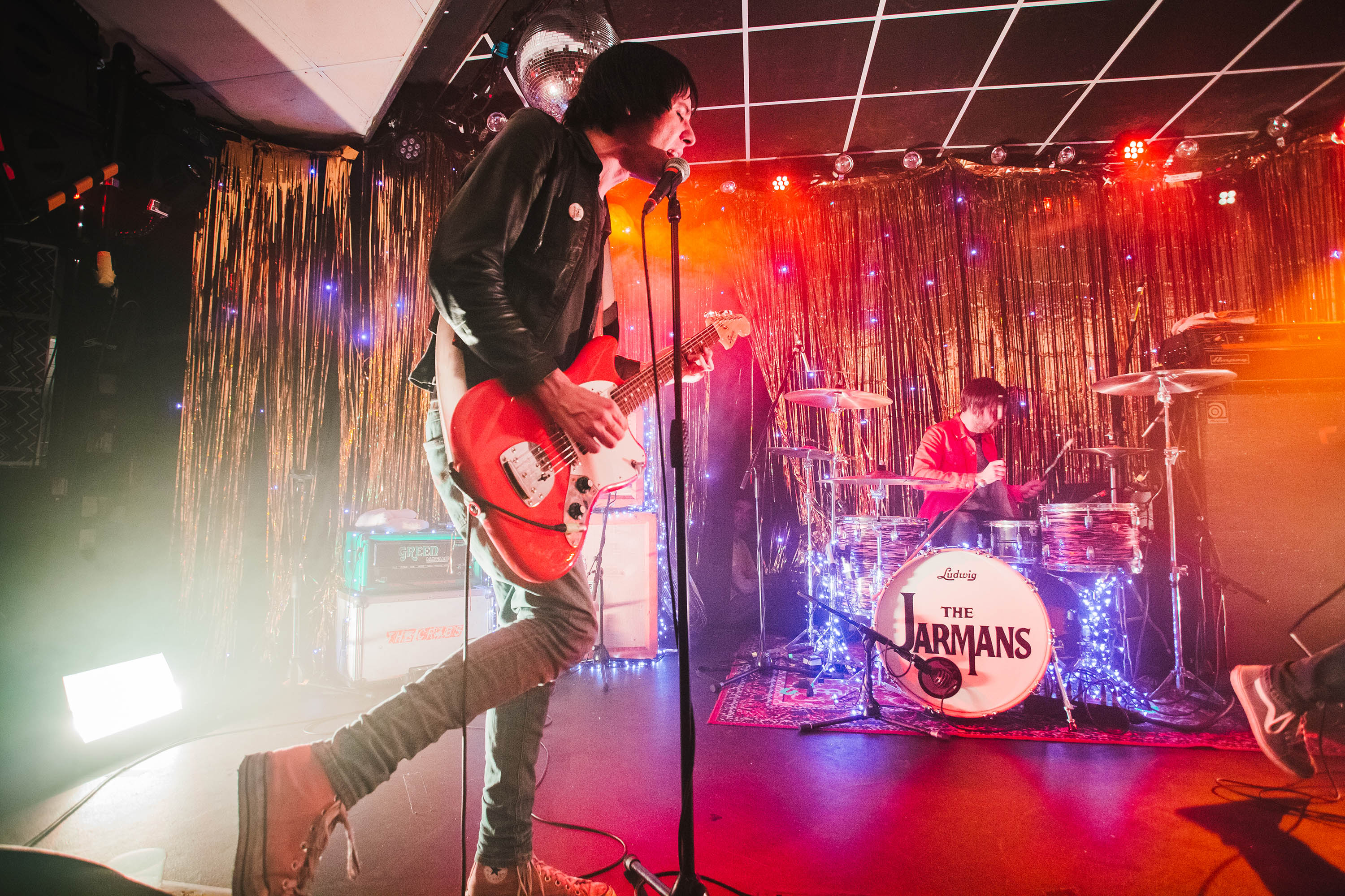 The Cribs, Brudenell Social Club, Leeds