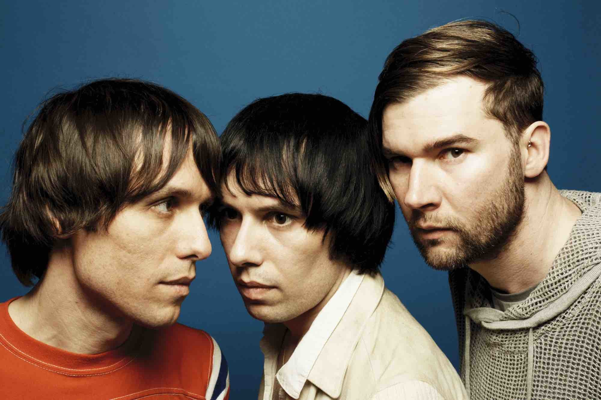 The Renewed Fellas: The Cribs