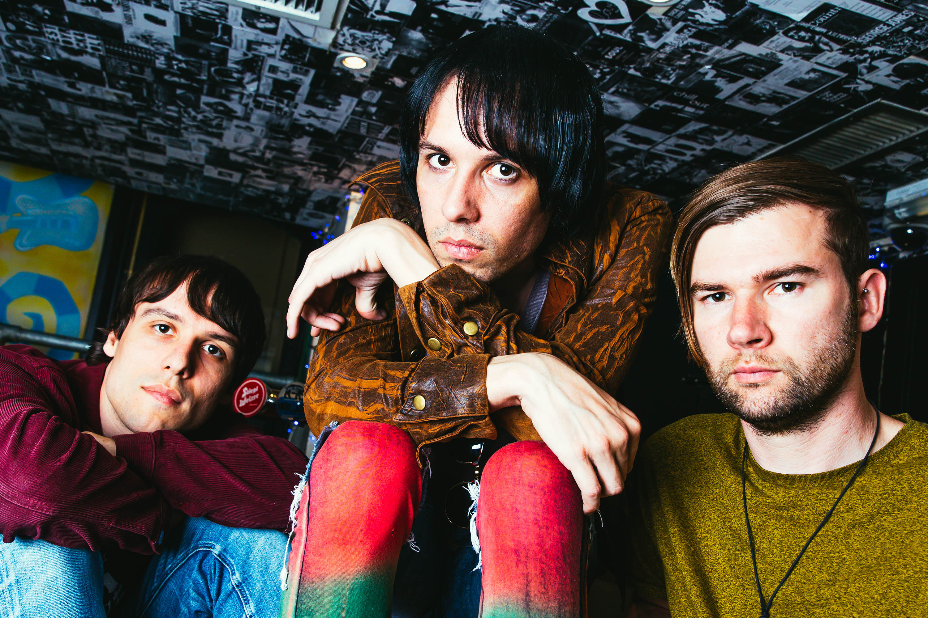 The Cribs: Punk as F**k