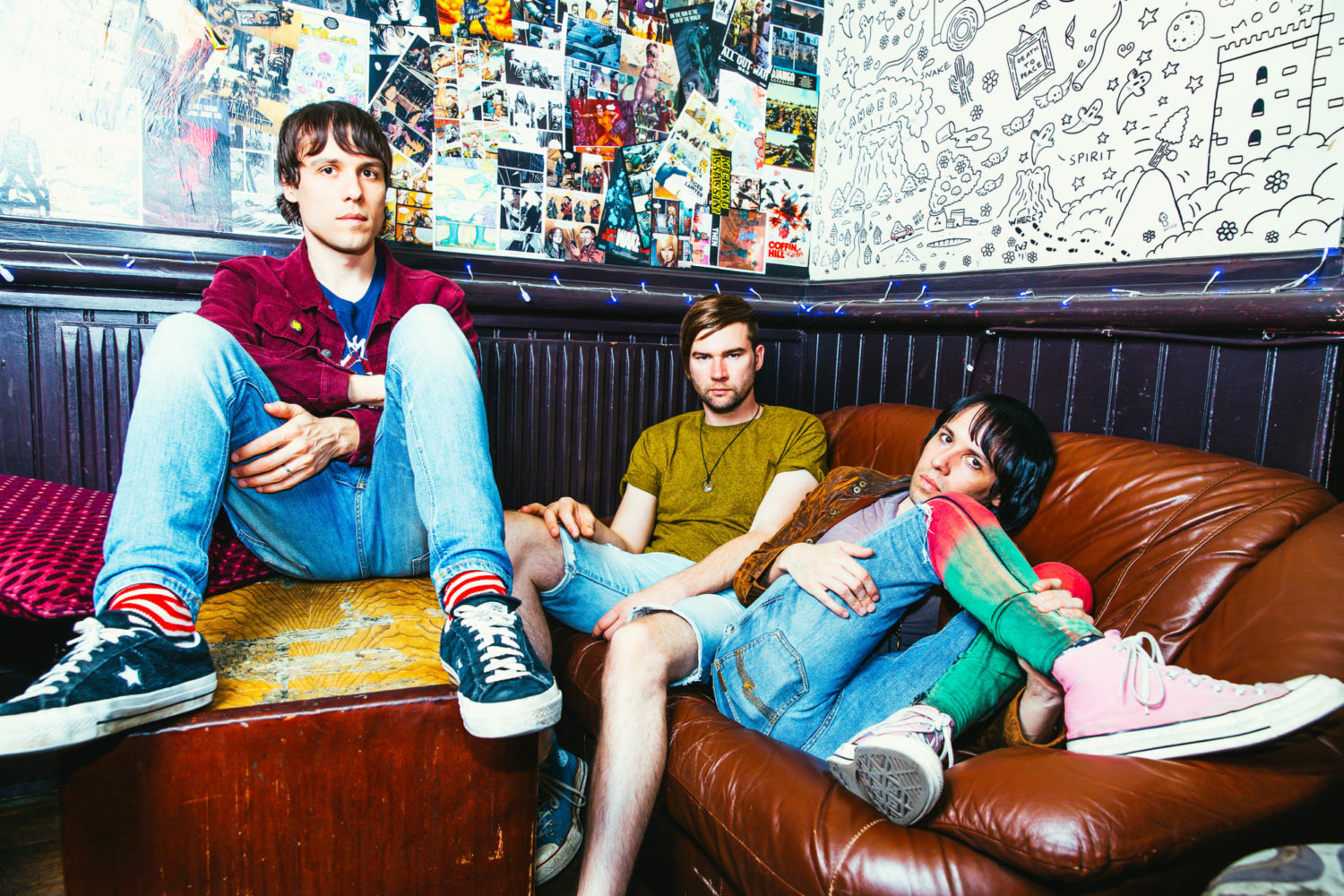 The Cribs and Rat Boy set for Top Ten albums