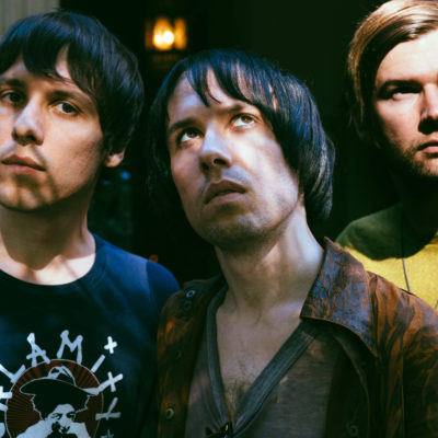 The Cribs announce UK club residencies