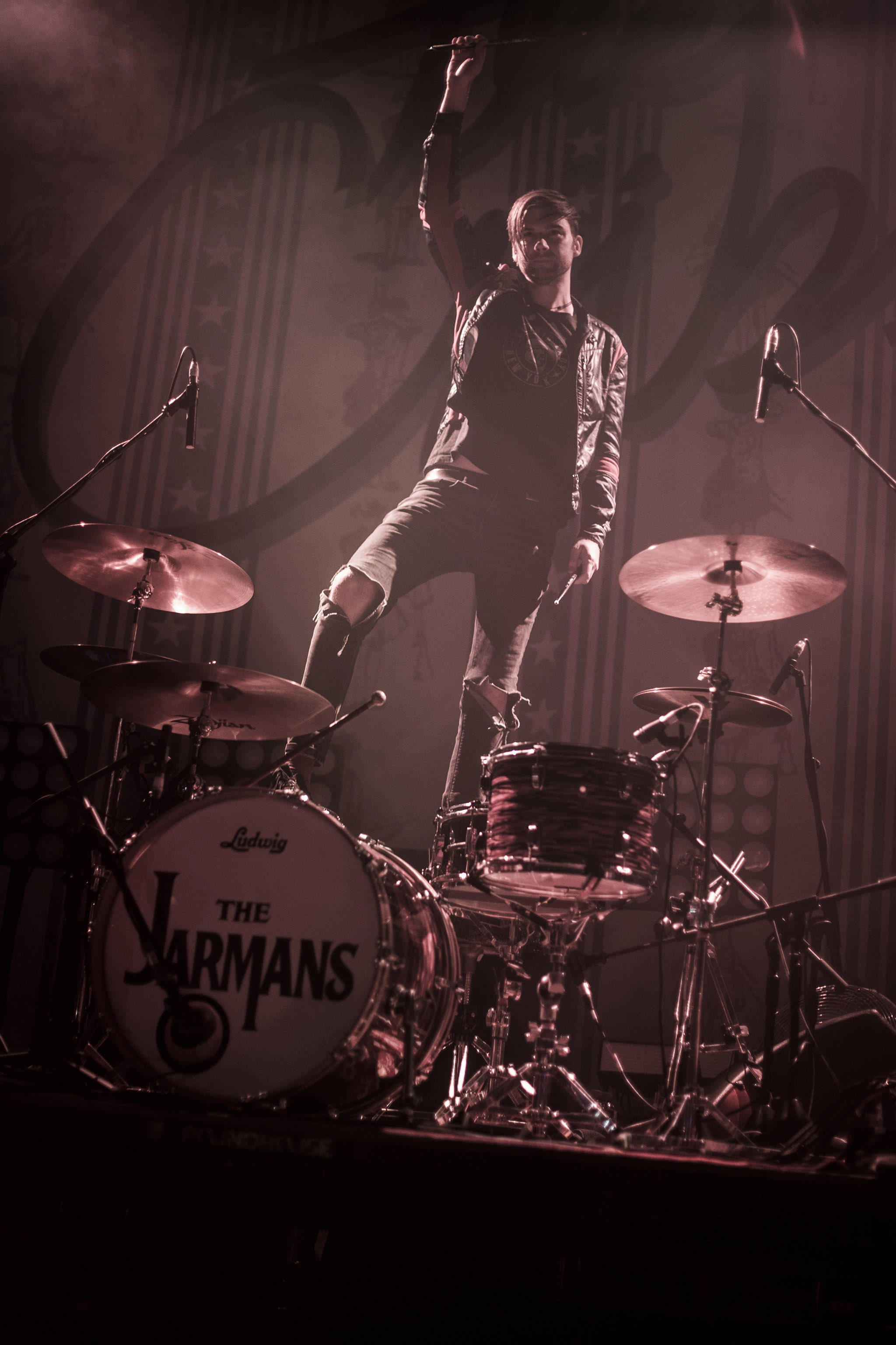 The Cribs, Roundhouse, London