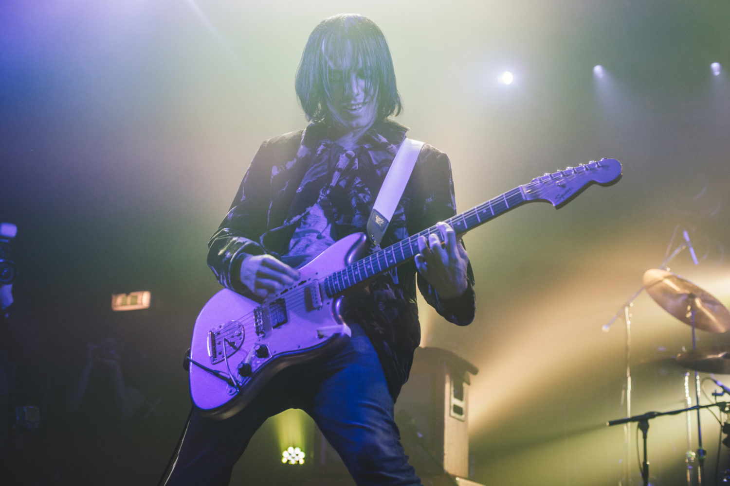 The Cribs and The Kills to play Isle of Wight festival 2016