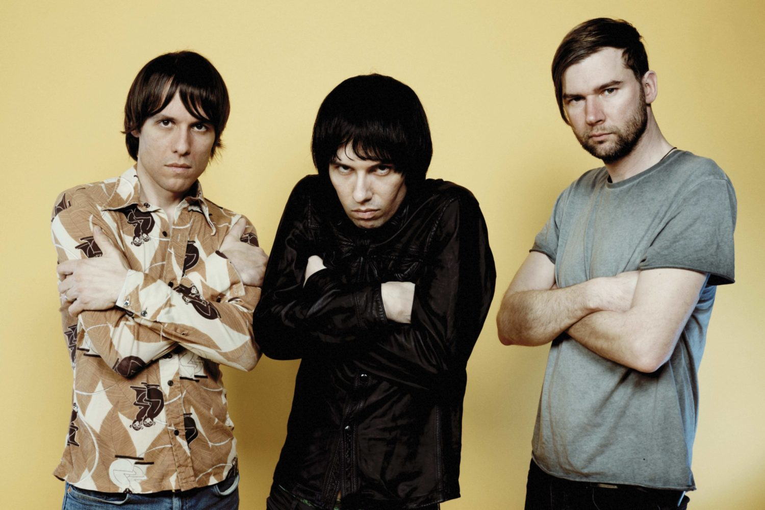 The Cribs reveal 'Swinging At Shadows' video