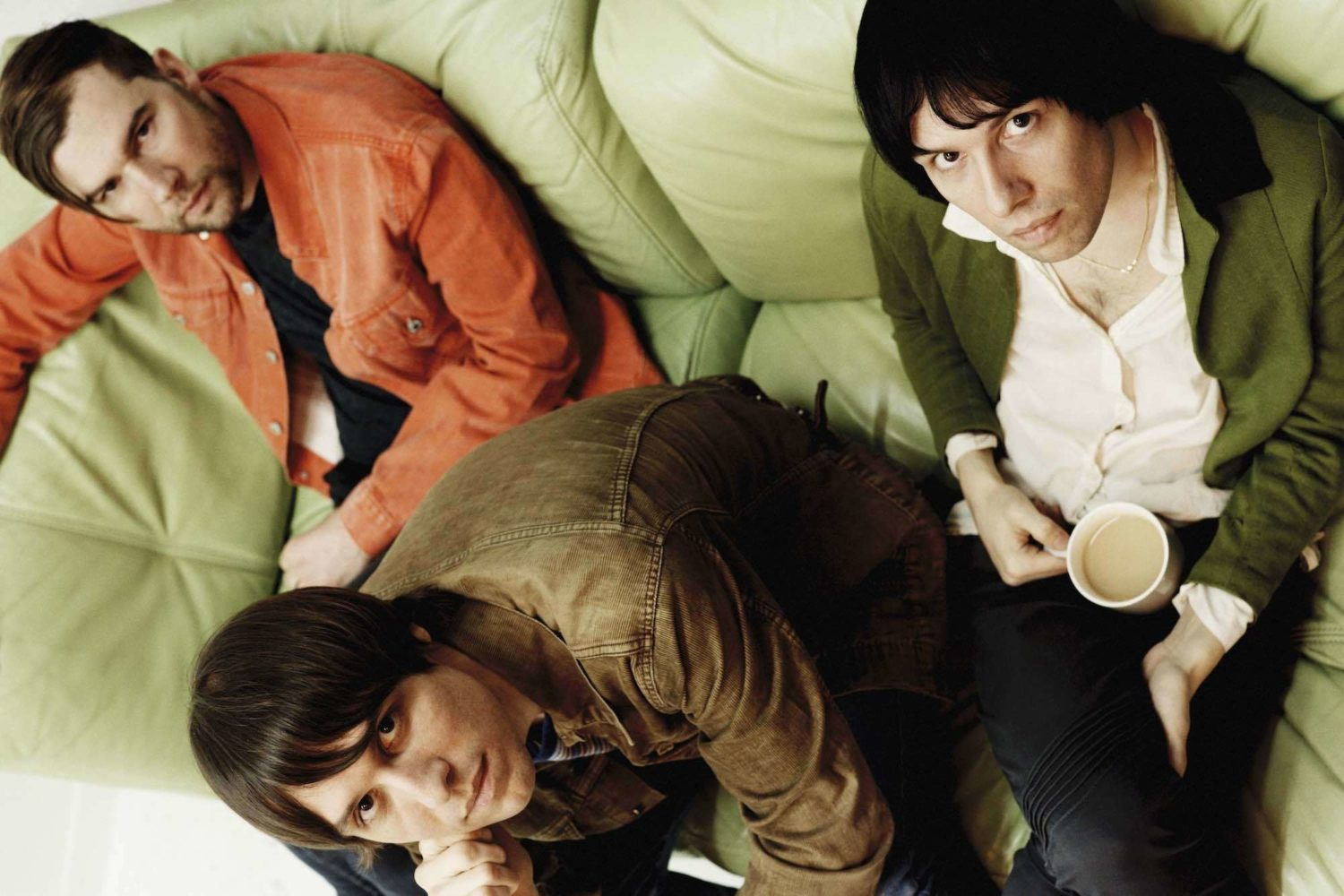 The Cribs release 'I Don't Know Who I Am'