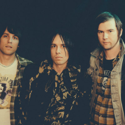 The Cribs bring chaos to Glastonbury's Other Stage