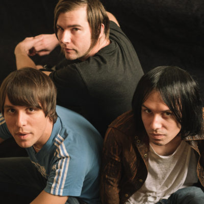 """Despite """"technical issues"""" The Cribs """"really enjoyed"""" their Glasto show"""