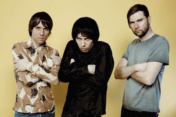 Brothers In Arms: The Cribs
