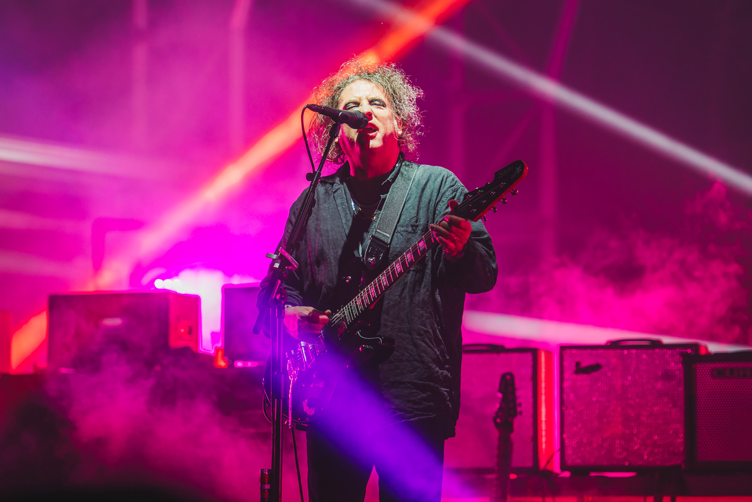 The Cure announce new European festival date