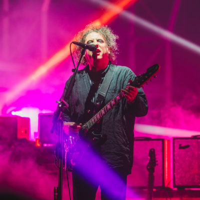 """The Cure tease """"dark, incredibly intense"""" new album"""