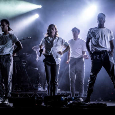 Latitude 2016: Christine and the Queens