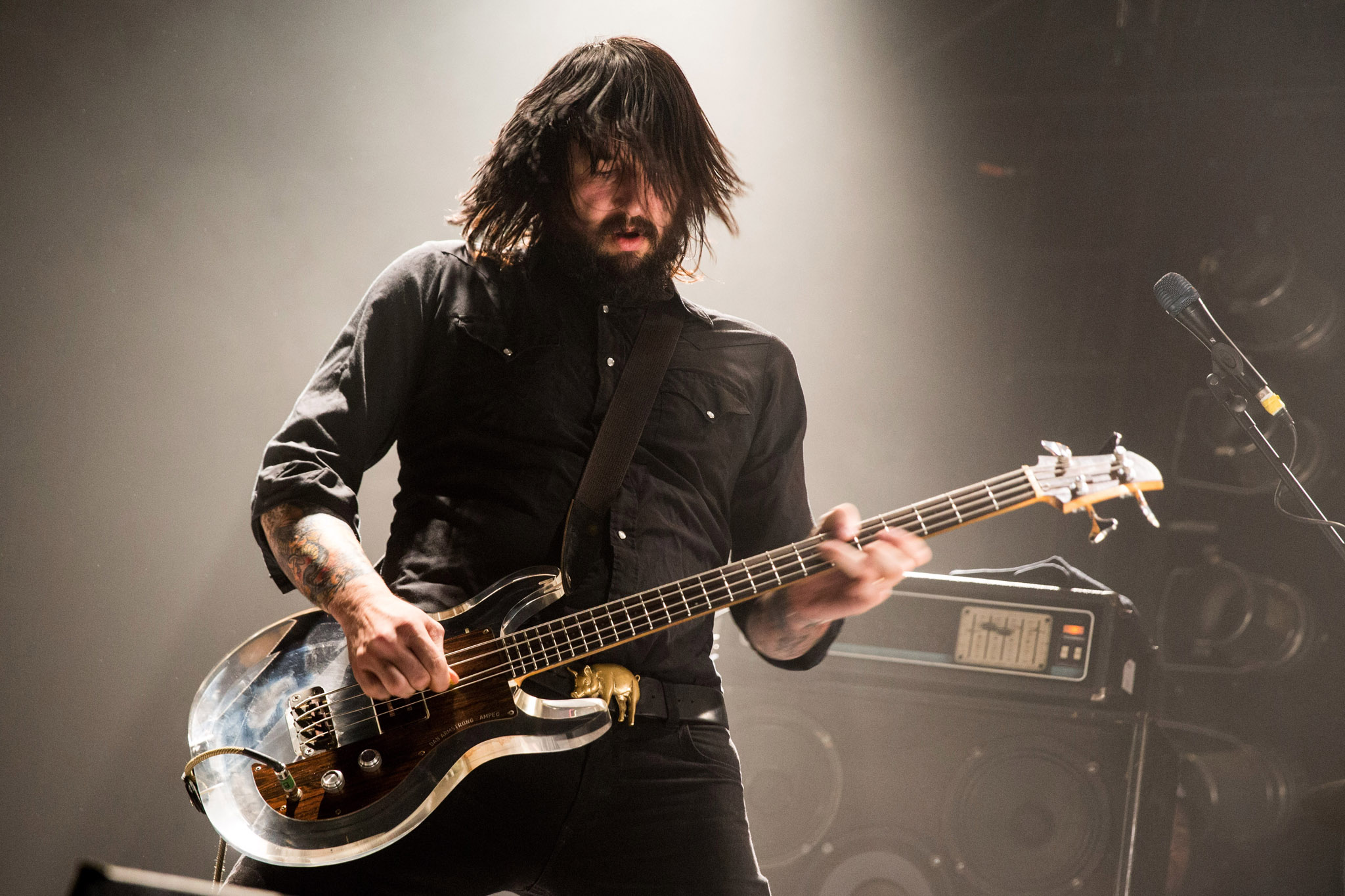 Death From Above 1979, Electric Ballroom, London
