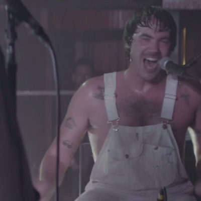 Death From Above 1979 air new 'Trainwreck 1979' video