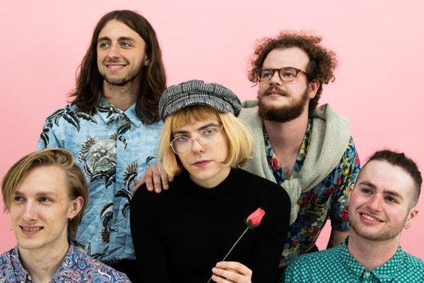 Brighton quintet DITZ deliver a deliciously uncompromising assault on 'Seeking Arrangement'