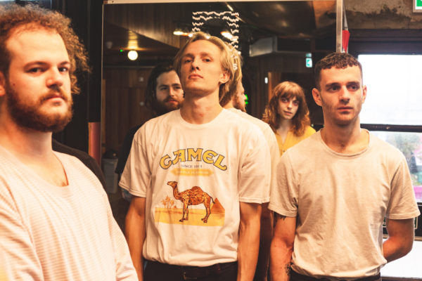 DITZ reveal new 'Role Model' video