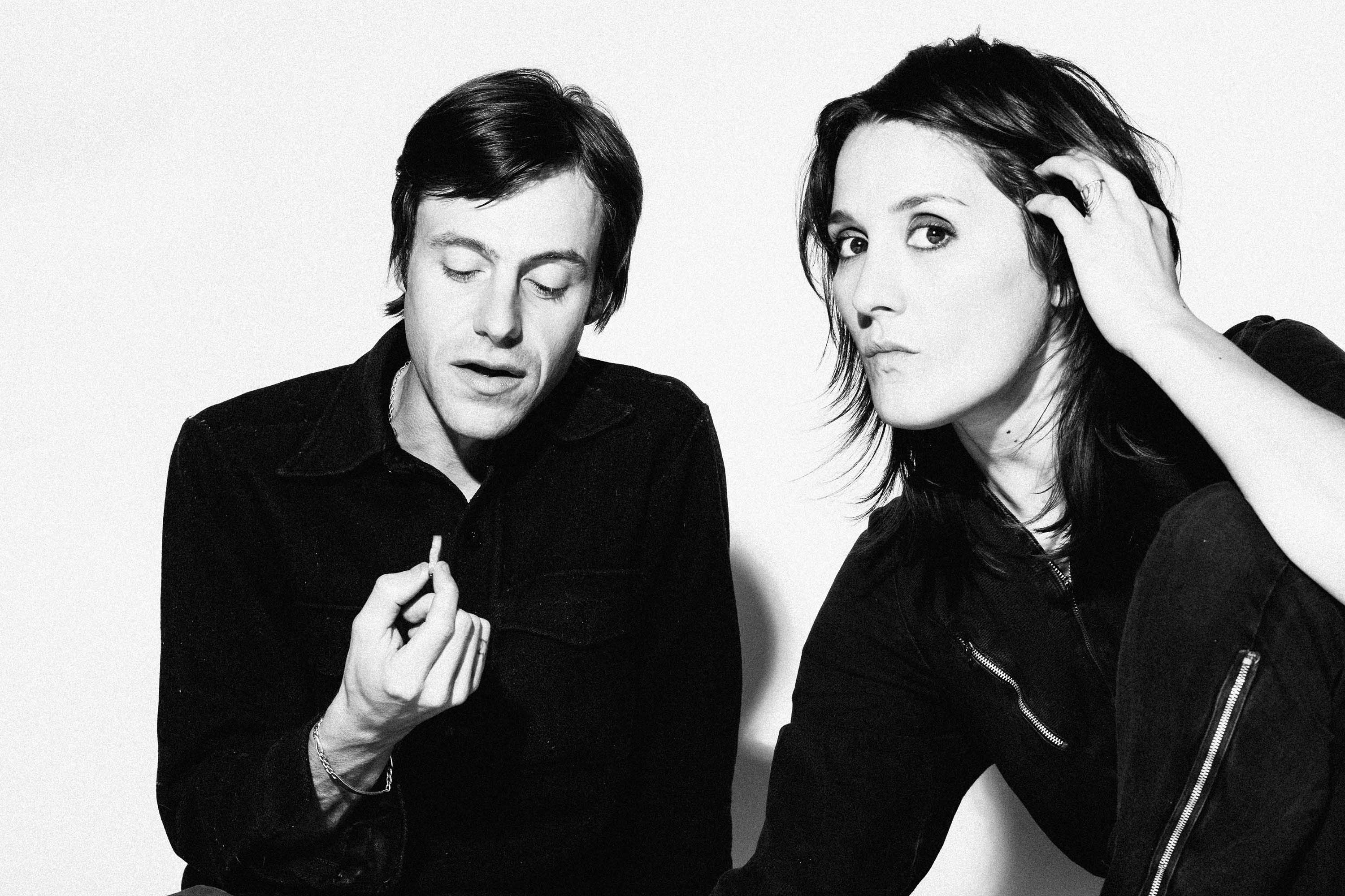 Cate Le Bon and Tim Presley form new project DRINKS, share 'Hermits On Holiday'