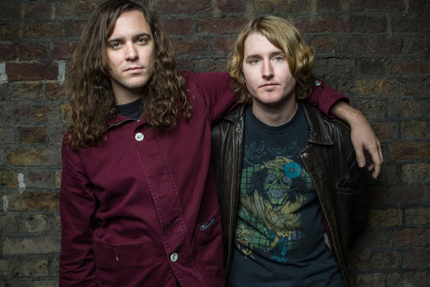 DZ Deathrays announce new album 'Postive Rising: Part 1' plus new thrasher 'IN-TO-IT'