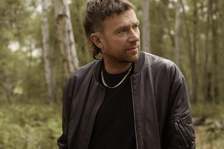 Damon Albarn releases new single 'Royal Morning Blue'