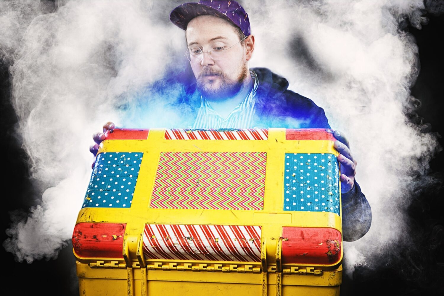 Dan Deacon reveals animated 'When I Was Done Dying' video