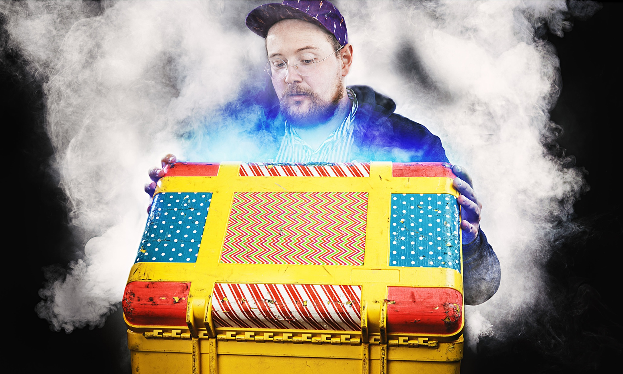 """Dan Deacon: """"If I go a couple of days without writing music I lose my fucking mind"""""""