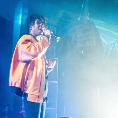 Danny Brown, Electric Brixton, London